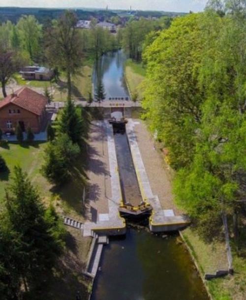 Kanał Elbląski znowu otwarty
