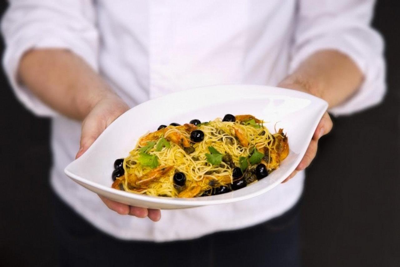 Bądź włoskim szefem kuchni w swoim własnym domu