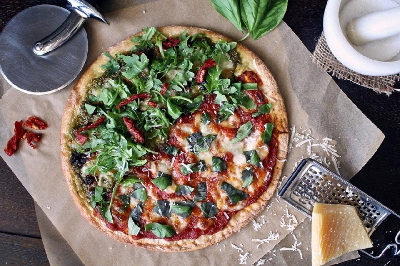 Pizza – ulubione danie Polaków? Przygotuj je w swojej kuchni!
