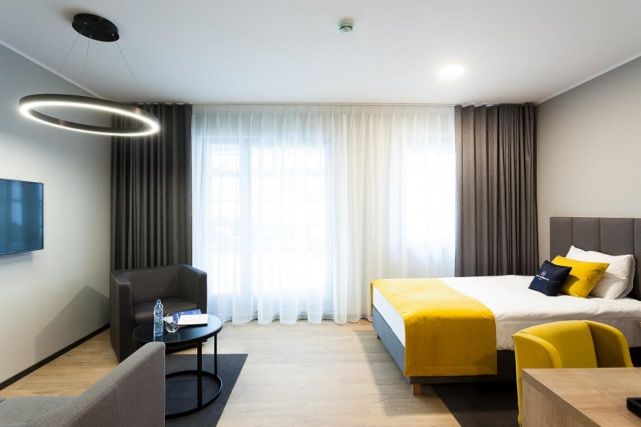 Hotel Number One by Grano z ofertą na jesień