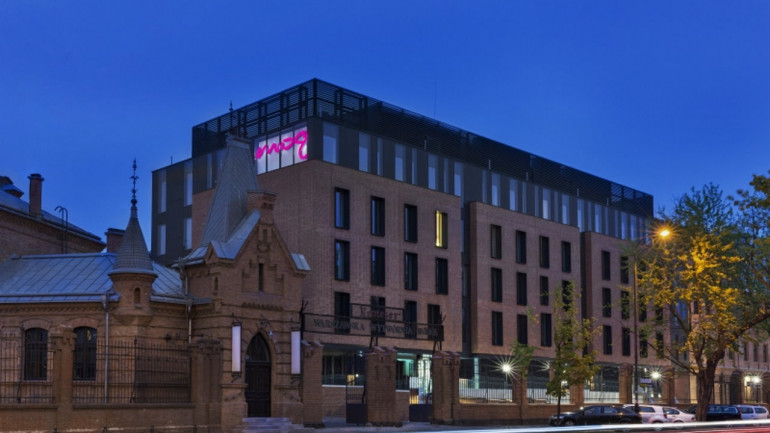 Hotel Moxy Warsaw Praga wydzierżawiony Grupie Dobry Hotel
